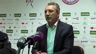 bulduk - Afjet Afyonspor - Eskişehirspor maçının ardından - AFYONKARAHİSAR