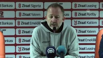 Aytemiz Alanyaspor - Kahramanmaraşspor maçının ardından - ANTALYA