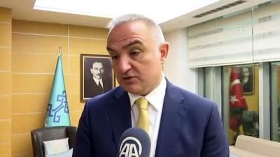 Bakan Ersoy: 'Tarihi yarımada A'dan Z'ye gözden geçirilecek' - İSTANBUL