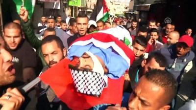 Batı Şeria genç şehidini uğurladı - TULKERM