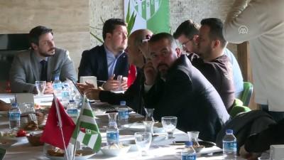 Bursaspor Kulübü Başkanı Ali Ay: Hedefimiz ilk 10'da olmak - BURSA