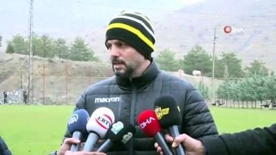 spor musabakasi - E.Yeni Malatyaspor'da puan sıralaması memnuniyeti