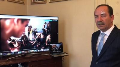 yagli gures - Edirne Belediye Başkanı Gürkan, AA'nın fotoğraf oylamasına katıldı - EDİRNE