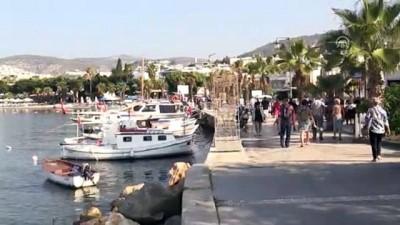 En fazla turistik gemi Kuşadası'na geldi - MUĞLA