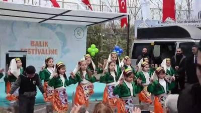 Engelli öğrenciler balık festivalinde buluştu - İSTANBUL