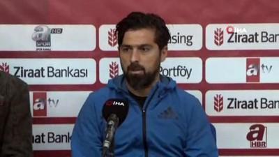 """bulduk - Hatayspor Teknik Direktörü Palut: """"Kupanın ikinci maçında bu sonucu telafi edeceğiz"""""""
