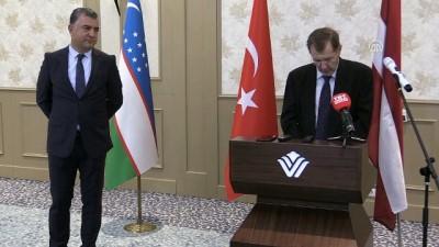 NATO'nun Özbekistan'la temas noktası büyükelçilik vekaleti Türkiye'de - TAŞKENT