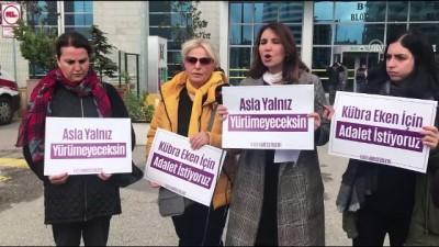 beyin kanamasi - Spiker Kübra Eken'i 'kasten yaralama' davasında karar - İSTANBUL