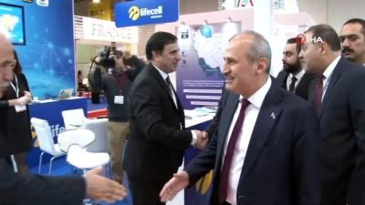 - Ulaştırma Ve Altyapı Bakanı Turhan Azerbaycan'da