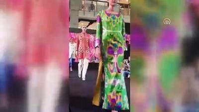 Uluslararası Tayland İpek Festivali'nde Türk motifleri tanıtıldı - BANGKOK