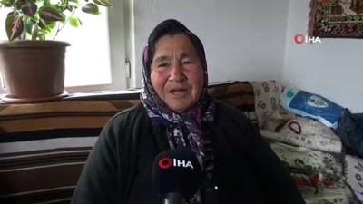 yasli kadin -  Yılbaşında satacağı hindileri çalınan yaşlı kadın gözyaşlarına hakim olamadı