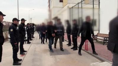 dolandiricilik - Adana'da polise zorluk çıkaran 6 kişi tutuklandı