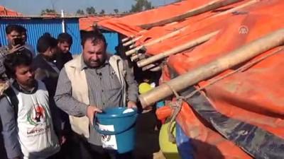 Avrupa Yetim-Der'den Arakanlılara yardım - COX'S BAZAR