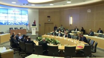 Bakan Dönmez: 'Enerjide dışa bağımlılığı azaltabilmek için çaba sarfediyoruz' - ANKARA