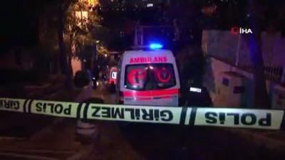 silahli kavga -  Beşiktaş'ta silahlı kavga: 1 ölü, 1 yaralı