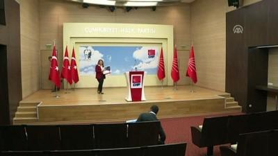 CHP Genel Başkan Yardımcısı Karaca: 'Bu ülkenin geleceği için adım atmak zorundayız' - ANKARA