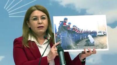 CHP Genel Başkan Yardımcısı Karaca: 'Geleceğimiz için doğamız için direnişin ne ülkesi var ne sınırları var ne yaşı var' - ANKARA