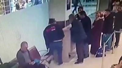 Cinayet zanlısı havalimanında yakalandı - VAN