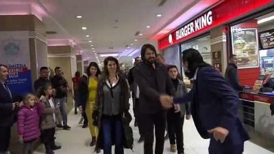 'Deliler Fatih'in Fermanı' filminin Aksaray galası yapıldı