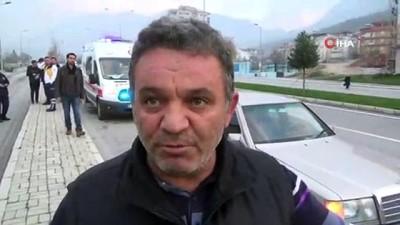 lise ogrenci -  Denizli'de okul servisine saldırı