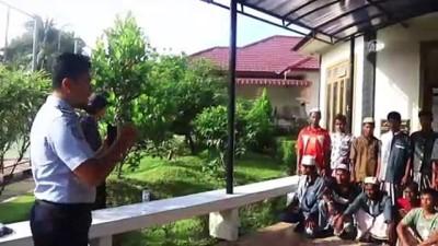 Endonezya'da 20 Arakanlı Müslüman kurtarıldı - KUALA