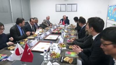 Japonya'nın makarnası Türkiye'den - ANKARA