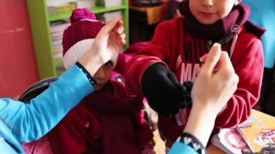 'Minik eller üşümesin' projesi - MARDİN