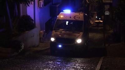 silahli kavga - Ortaköy'de silahlı kavga: 1 ölü, 1 yaralı - İSTANBUL