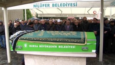 beyin kanamasi -  Şair Cengiz Numanoğlu'nun eşi son yolculuğuna uğurlandı