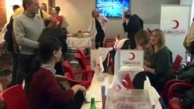 farkindalik - TED'den Türk Kızılayına kan bağışı - ANKARA