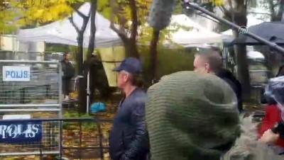 Ünlü oyuncu Sean Penn, İstanbul'da