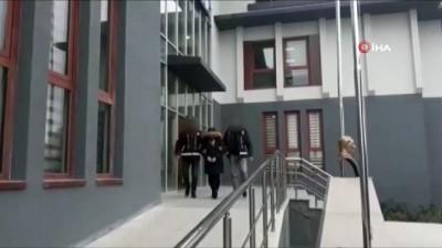 400 bin lira çaldığı iddiasıyla aranan temizlikçi kadın yakalandı