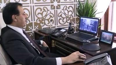 AA'nın 'Yılın Fotoğrafları' oylaması - Bolu Valisi Ümit oylamaya katıldı - BOLU