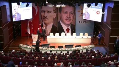 Cumhurbaşkanı Erdoğan 14 ilin belediye başkan adayını açıkladı