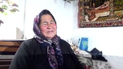 yasli kadin - Haluk Levent'ten hindileri çalınan kadına yardım eli - AKSARAY
