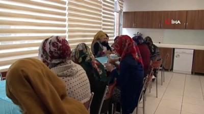Kışın ulaşım sorunu yaşayan anneler, 'Anne Oteli'nde misafir ediliyor