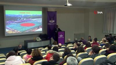 Maltepe Üniversitesi'nde Bangladeş Başkonsolosu Mohammad Monirul İslam konferans verdi