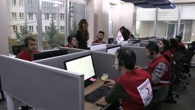 Türk Kızılayına bir milyon yardım 'çağrısı' - GAZİANTEP