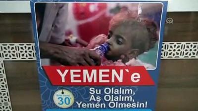 Yemen için yardım kampanyası - BATMAN