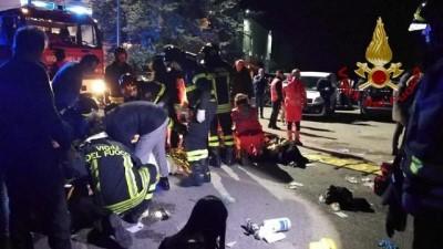 | İtalya'da eğlence mekanında izdiham: En az 6 kişi ezilerek öldü