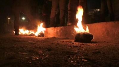 Guatemala'da geleneksel kutlama: Ateşle oynadılar