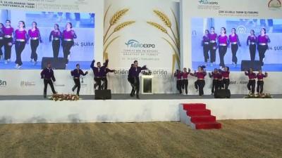 AGROEXPO Uluslararası Tarım ve Hayvancılık Fuarı açılış töreni - İZMİR