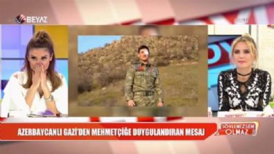 Zeytin Dalı Harekatı - Azerbaycanlı Gazi'den Mehmetçiğe duygulandıran mesaj