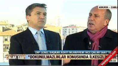 CHP'li İnce partisindeki hataları sıraladı