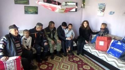 """Depremden etkilendiler, bebeğin ismini """"Afad"""" koydular"""