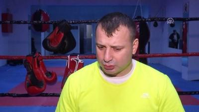 Profesyonel boks yolunda ilk adım (1) - İSTANBUL