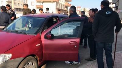 Siverek'te trafik kazası: 2 çocuk yaralı