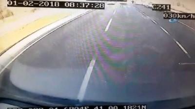 otobus kamerasi - Üsküdar'da 3 kişinin ölümüne neden olan feci kaza kamerada