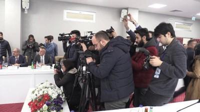 YÖK Başkanı Saraç - Türkiye üniversite öğrencisi sayısında Avrupa ikincisi - KONYA