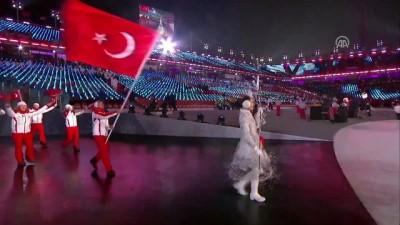 Bakan Bak, Türk sporcularla bir araya geldi - PYEONGCHANG